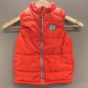 4/$25 OSHKOSH B'GOSH Vest Toddler Size 4